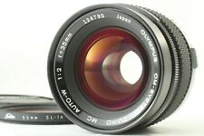 [N.Mint] Olympus OM-System Zuiko MC Auto-W 35mm f2 MF Wide from Japan #467-1