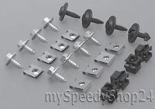 Unterfahrschutz Getriebeschutz Einbausatz Clips Passat 3B 3BG Superb