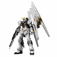 BANDAI RG 1/144 RX-93 Nu v GUNDAM Char's Counterattack Kit w/ Tracking NEW