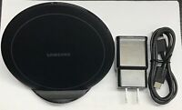 Samsung Fast Charge 9 Watt Wireless Charging Stand for iPhone 12/XR/XS, S20/S10
