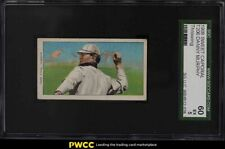 1909-11 T206 Danny Murphy THROWING SGC5 EX