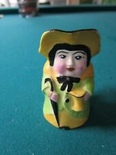 Miniature toby mug made in England[a*7]