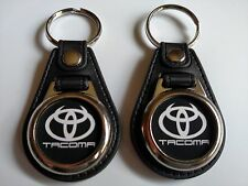 TOYOTA TACOMA KEYCHAIN 2 PACK FOB TRUCK LOGO
