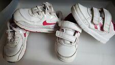 Paquete De Bebé Niña Zapatillas Nike Y Adidas Talla 6/6.5 UK