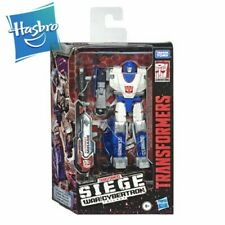 Transformers SIEGE War for Cybertron Mirage WFC-S43 Deluxe Action Figures Toy