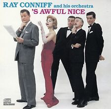 RAY CONNIFF AND HIS ORCHESTRA : 'S AWFUL NICE / CD (COLUMBIA CK 8001) NEUWERTIG
