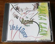 Chaka Khan - Life Is A Dance ( The Remix Project ) - Scarce 1989 Cd Album