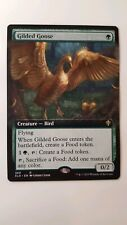 Gilded Goose - Extended Art - Throne of Eldraine - Non Foil - MTG Magic Oko Food