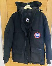 Canada Goose Black Down Jacket Parka Coat XL