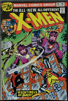 Uncanny X-Men # 98 FN/VF 7.0 Claremont  Storm Wolverine Cyclops Sentinels 1976