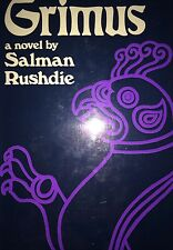 GRIMUS BY SALMAN RUSHDIE *FIRST UK ED*
