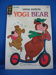 YOGI BEAR 24 VG+ 1966