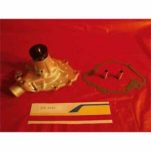 Edelbrock 8842 Water Pump Water Pump Ford 196567 289 Hp