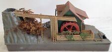 FALLER HO joli moulin à eau maison village industrie décor bâtiment