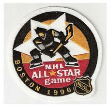 BOSTON BRUINS ALL STAR GAME JERSEY PATCH WHITE VERSION
