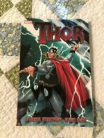 Thor by J. Michael Straczynski Vol. 1 (Marvel TPB) OOP