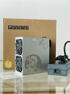 Goldshell Mini-DOGE Miner w/ Power Supply - Brand New Ready to Ship - Doge Decal