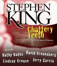Chattery Teeth: and other stories  (Audio Book on CDs)  by Stephen King