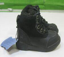 NEW Timberland Toddler Black Mallard Winter waterproof Boots 42881 m  4.5 C