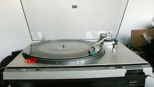 VINTAGE TECHNICS SL-D20 PHONOGRAPH IN BOX AUDIO TECHNICA 11LT NEEDLE RECORD