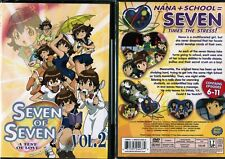 Seven of Seven - Vol. 2: A Test of Love (DVD, 2004) BRAND NEW! FACT SEALED!