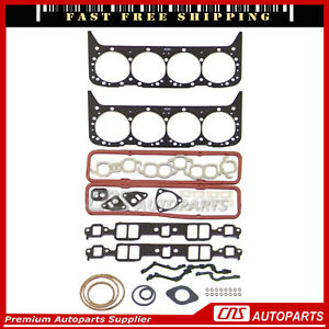 DNJ HGS3101 Engine Cylinder Head Gasket Set Fits GMC Chevrolet 5.7L OHV