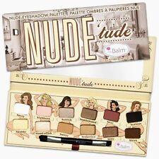 NUOVO 12 colori il Balsamo Nude Tude Ombretto Shimmer TAVOLOZZA OMBRETTO MAKE-UP KIT