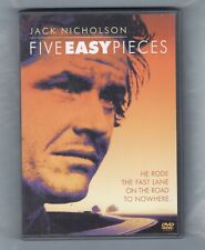 Five Easy Pieces (DVD, 1999)