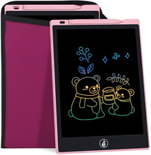 11-Inch LCD Writing Tablet, Electronic Colorful Screen Drawing Erase Board Doodl
