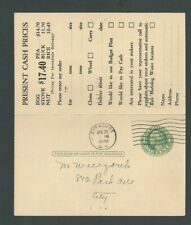1948 Syracuse Ny Lake Coal Co Hard Coal Order As Well As Stokers