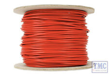 DCW-RD50-1.5 DCC Concepts 50m of 1.5mm (15g) Red Power Bus Wire