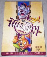 Disney's TaleSpin - Volume 1 DVD, 3 - Disc Box Set