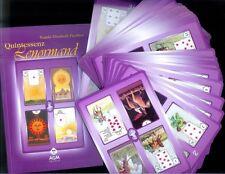 Quintessenz Lenormand Set - 36 Lenormandkarten & umfangreiches Buch Fiechter
