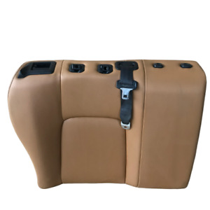 2011 - 2017 Lexus CT200h Rear Right Center Upper Seat Cushion Brown LB41 OEM