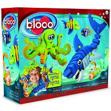 Bloco - Marine Creatures