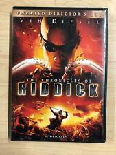 The Chronicles of Riddick (Dvd, 2004, Widescreen, Unrated Directors Cut) - E1014