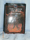 J.R.R.TOLKIEN THE LORD OF THE RINGS 1986 U.K PB VGC