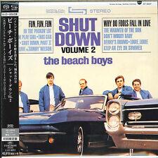The Beach Boys SHM SACD Shut Down Vol.2 Limited Edition Japan ver.  Paper Jacket