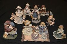 Lot of 8 Yesterday's Child, Dollstone Collection, Figurines. Numbered, Low Ship