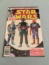 Marvel Comics STAR WARS #42 1980 Part 4 ESB 1st appearance of Boba Fett FN/VF