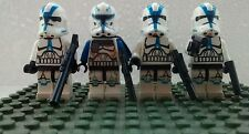 Star Wars Clone Captain Rex & 501st legion Troopers figures fit lego last jedi