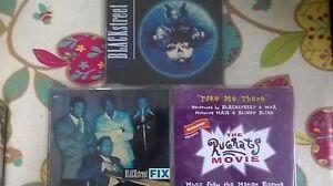 Blackstreet Single collection 3xCD 11 tracks mixes and bonus Rugrats Mya Mase