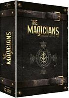 COFFRET DVD SERIE FANTASTIQUE : THE MAGICIANS - SAISONS 1 à 3 INTEGRALE - 1 2 3