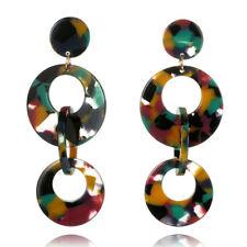 Bohemian Tree of Life Long Tassel Earrings Fringe Drop Dangle Earring Jewelry SE