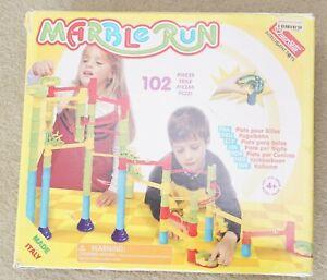 Intelligent Toys Fuercetti 102 Piece Marble Run