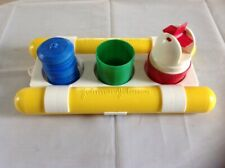 Vintage Johnson & Johnson Bathtime Water Works Toy