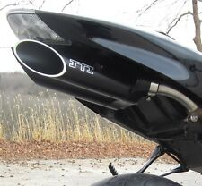 JTI S2 Kawasaki Ninja ZX-6R 05 06 exhaust muffler pipe ZX6 ZX6R  ZX636 ZX-6RR