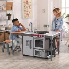 Kidkraft Chef's Cook N Create Island Play Kitchen - 53420
