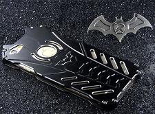 Aluminum Iron Batman Shockproof Protection Bumper Case Back Metal Cover 4 iPhone