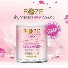 ROZE' PREMIUM COLLAGEN Clear Skin & Smooth Reduce Wrinkles Acne 180,000 MG
